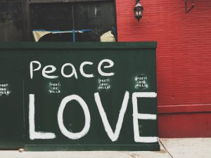 Peace, Love, & Joy