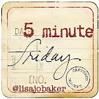 Five Minute Friday: Finish